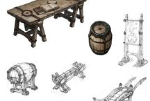 GameArt. Props.