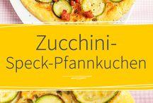 Zucchini-Wunder / Kein Gemüse ist so vielfältig wie die Zucchini! Ob als feine Nudeln zu aromatischer Tomatensauce, in leckeren Gemüsepfannkuchen oder grünen Smoothies. Zucchini-Rezepte sind wunderbar abwechslungsreich und dazu auch noch super gesund!