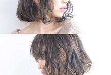 髪を切るとき