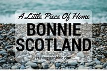Bonnie Scotland / Lauren may have left her home country in search of warmer climates but it was always hold a special place in her heart.