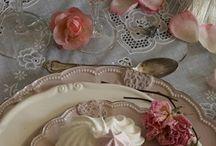 décoration de table ErikaV. / présentation de décoration de table