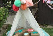 Babyshower / Ideen für Stephanie's Mutti-Tanten-Party!
