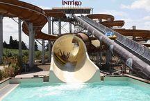 Toscane voor kinderen / Toscane biedt een hoop attracties voor kinderen zoals het Pinokkio Park, diverse waterparken, ...