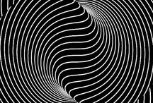 Optical Illusions that make go woooo / Illusory moving images