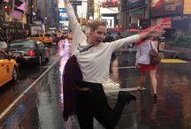 My New York / Mis lugares favoritos de new York
