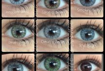 DESIO CONTACTS/ SOLITICA LENSES