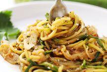 Veggie noodle recipes
