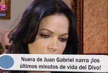 Nuera de Juan Gabriel narra ¡los últimos minutos de vida del Divo!