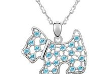 FREE Cute Scottish Puppy Dog Necklace - Just Pay Shipping!
