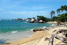 Dream vacation destinations