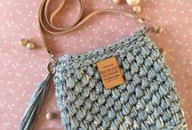 Ka.Mi.kO Handbags / Handmade crochet and knitting handbags by Ka.Mi.kO
