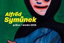 PRÁCE/WORKS 2016 Alfréd Symůnek