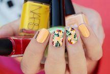 the summer nail !
