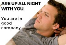 Insomnia / 60 million Americans are up all night. But you can find options.