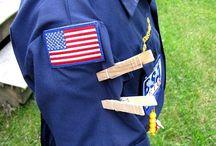 Cub Scout Ideas / by Angela Barton