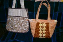 Saját készítésű táskáim
