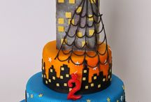 cake design : anniversaire garçon