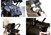 Barn/vogn/utstyr