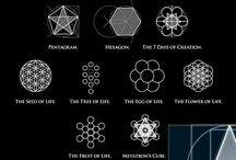 Sacred geometry / by Lisa Moon