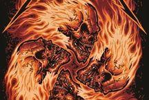 METALLICA!!! / Metallica / by Mike Eastman