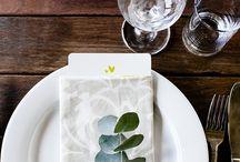 {Style} Table settings