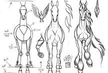 Уроки рисования (животные)