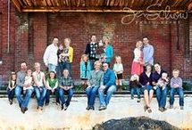 Group Photo Shoot Ideas / by Cindy Joubert-Kelly