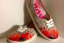 design canvas shoes