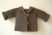 Kids clothes knitting crochet