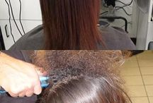 Keratin Before and After / See Keratin Treatment Before and After pictures of various keratin treatments.