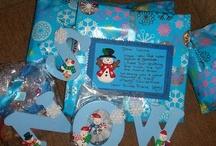 Secret Santa Swap ideas