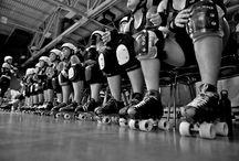 roller derby :3 / by kiki Tere