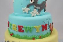 Tom& Jerry cakes