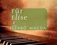 Szabó Magda könyvborítók
