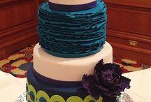 cake ideas / by Samantha Lopez