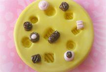miniature tiniy candy mold sweets kawaii food silicone