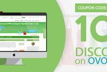 Ovologics Promotions / Be known about our discounts. Don't forget your #Ovologics hashtag!