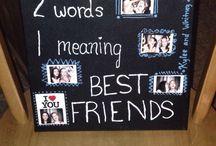 friend frames