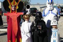 Star wars.  La guerra de las galaxias