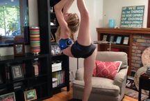 cheerleading stuff