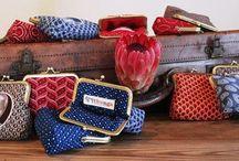 clutch bags Shweshwe.