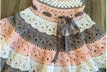 schattig gehaakt jurkje