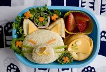 Lunch Box Ideas / by Jalena Sidler