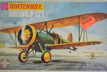 Matchbox Kits - Artwork  - (Scale Models) / My Matchbox Scale Model products. Focus on the Artwork of the Kits.