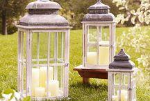 Lanterns~🔥 / by Kathy Baxter Gautier