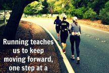 Running / by Marilee Wade