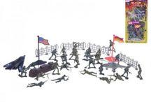 vojaci  na malovanie