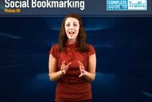 How To Social Bookmarking Video Training / Video Training About Social Bookmarking