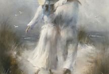 WILLEM HAENRAETS - Amazing wotercolor paintings