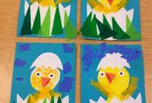 Jarní tvoření s detmi